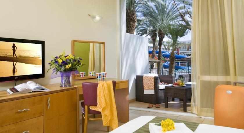 חדר זוגי מלון לאונרדו קלאב