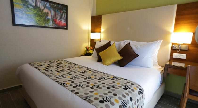 חדרים זוגיים מלון אסטרל וילג'