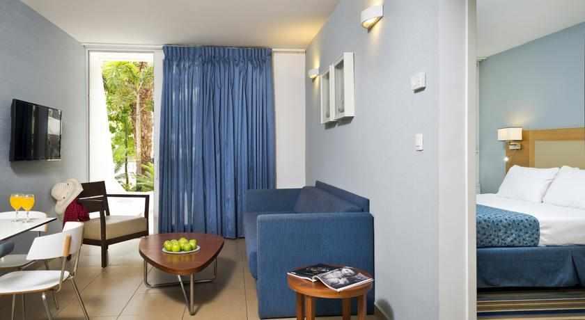 חדר זוגי מלון אסטרל פאלמה