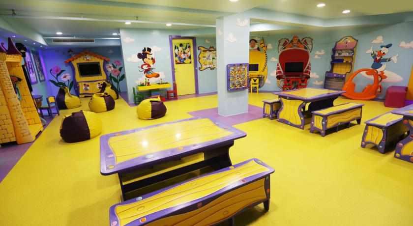 פעילויות לילדים מלון אסטרל פאלמה