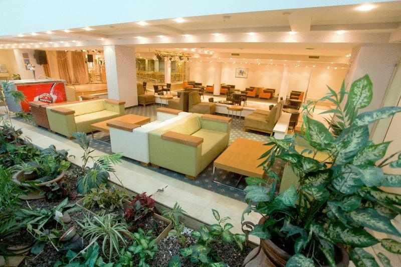 לובי מלון סי הוטל