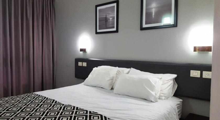 חדרים במלון קומפורט