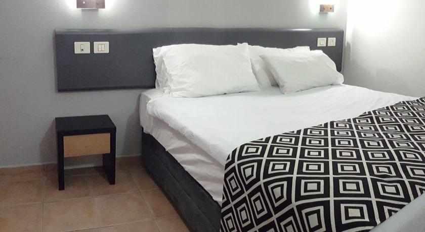 חדרים זוגיים מלון קומפורט