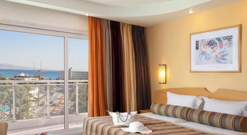חדר זוגי מלון דן פנורמה