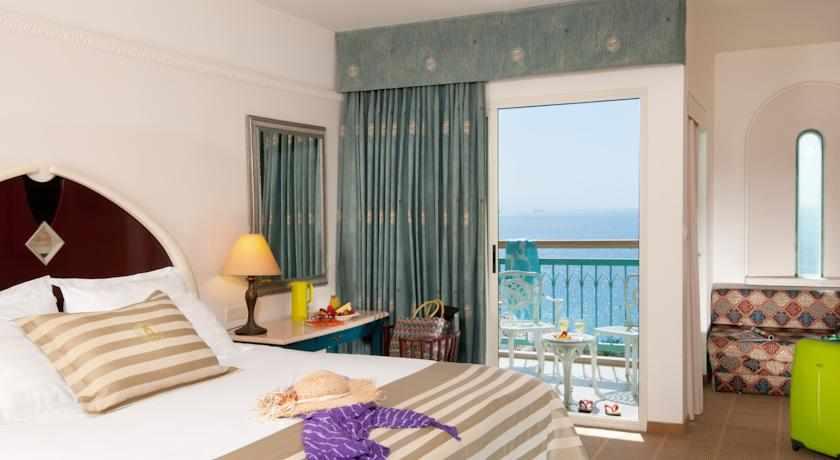 חדר נוף לים מלון הרודס פאלאס