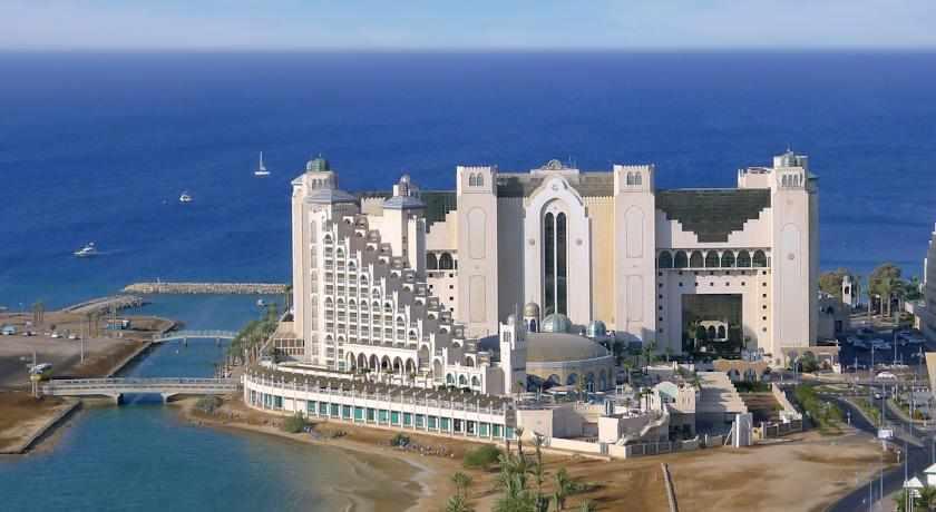 מלון הרודס פאלאס על הים
