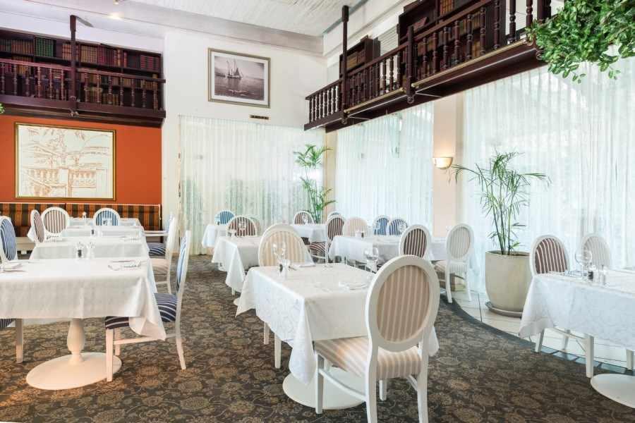 חדר אוכל מלון הרודס ויטאליס