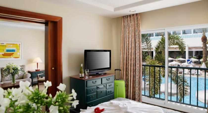 חדר משפחה מלון ים סוף