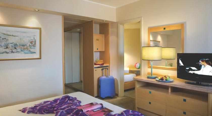 חדר משפחה מלון המלך שלמה