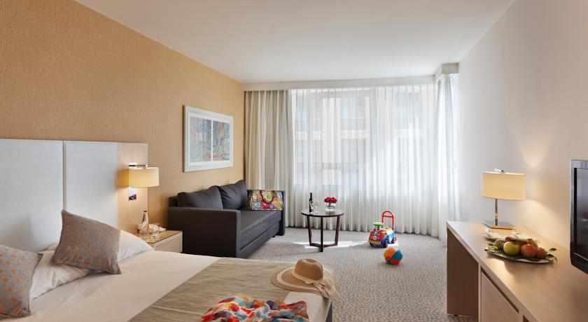 חדרים למשפחות מלון לגונה