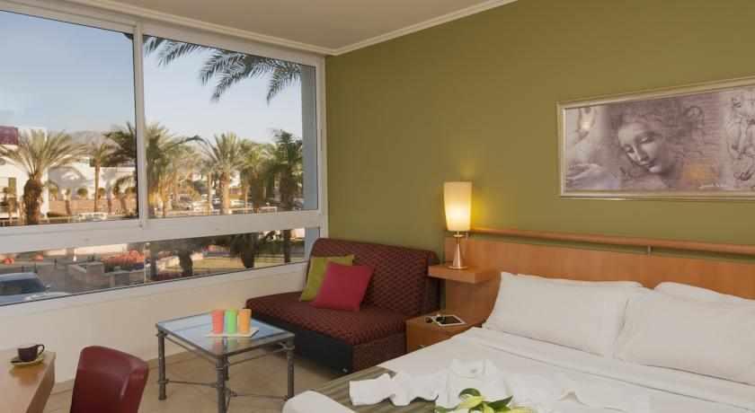 חדר נוף לעיר מלון לאונרדו קלאב