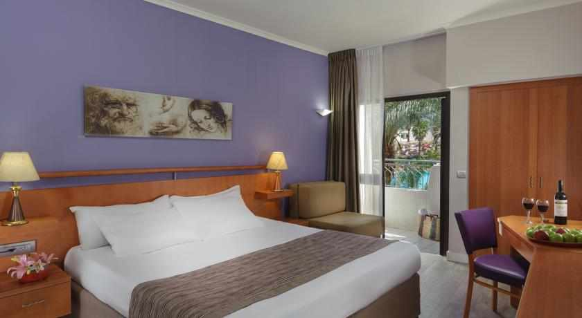 חדר זוגי מלון לאונרדו פריוילג'