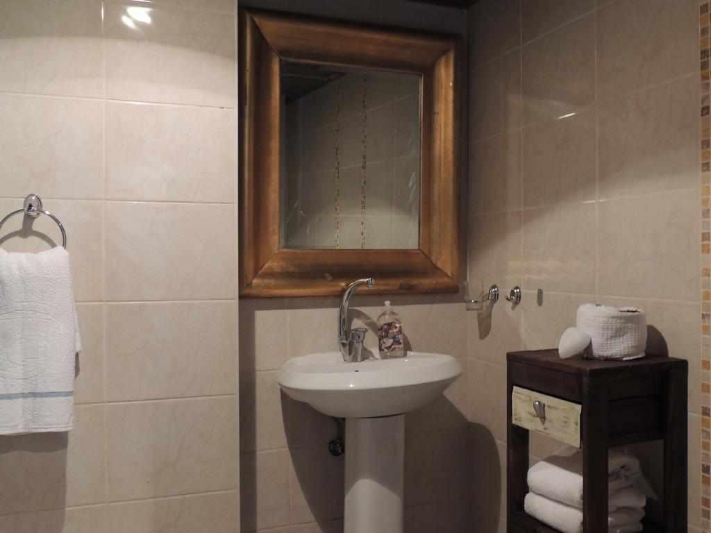 אמבטיה מלון דירות לב
