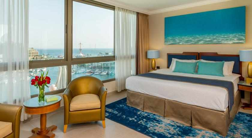 חדר דלקס מלון מג'יק פאלאס