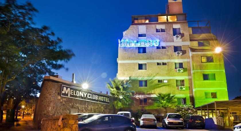 מלון מלוני אילת