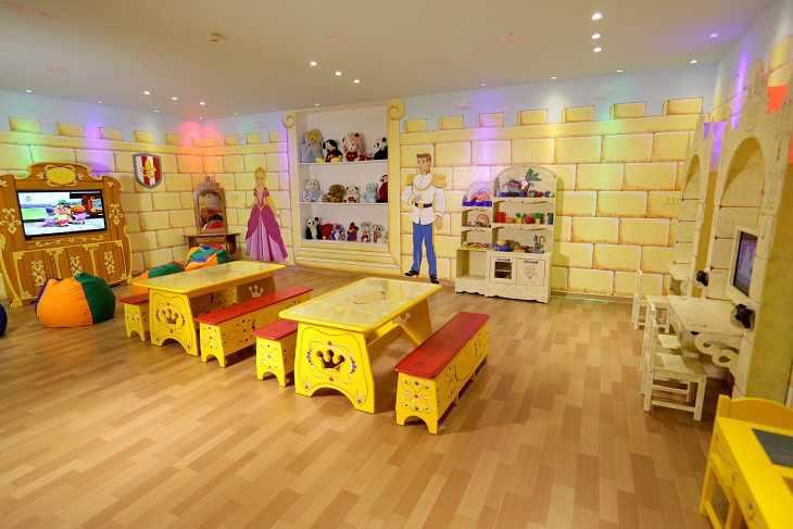 מועדון ילדים באסטרל נירוונה סוויטס