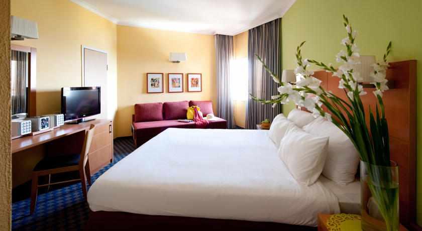 חדר זוגי מלון פרימה מיוזיק