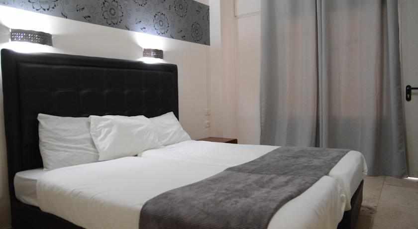 חדרים זוגיים מלון הים האדום