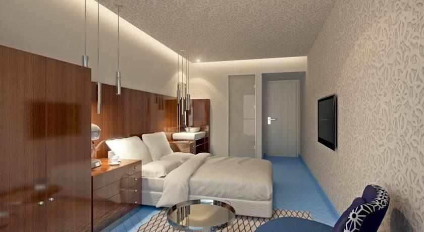 חדר זוגי מלון בוטיק סולי