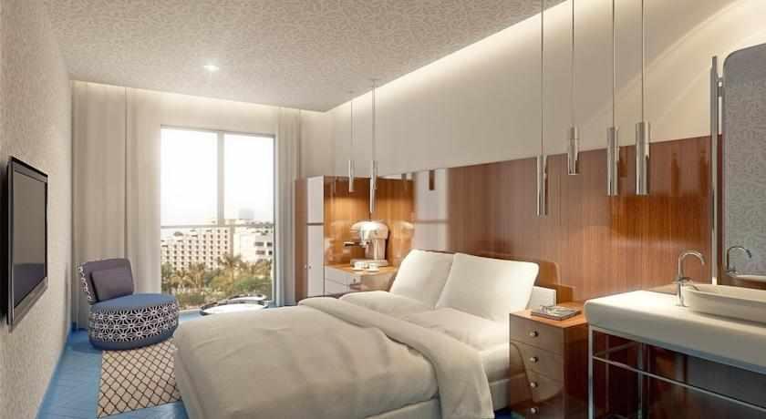 חדר נוף למרינה מלון בוטיק סולי