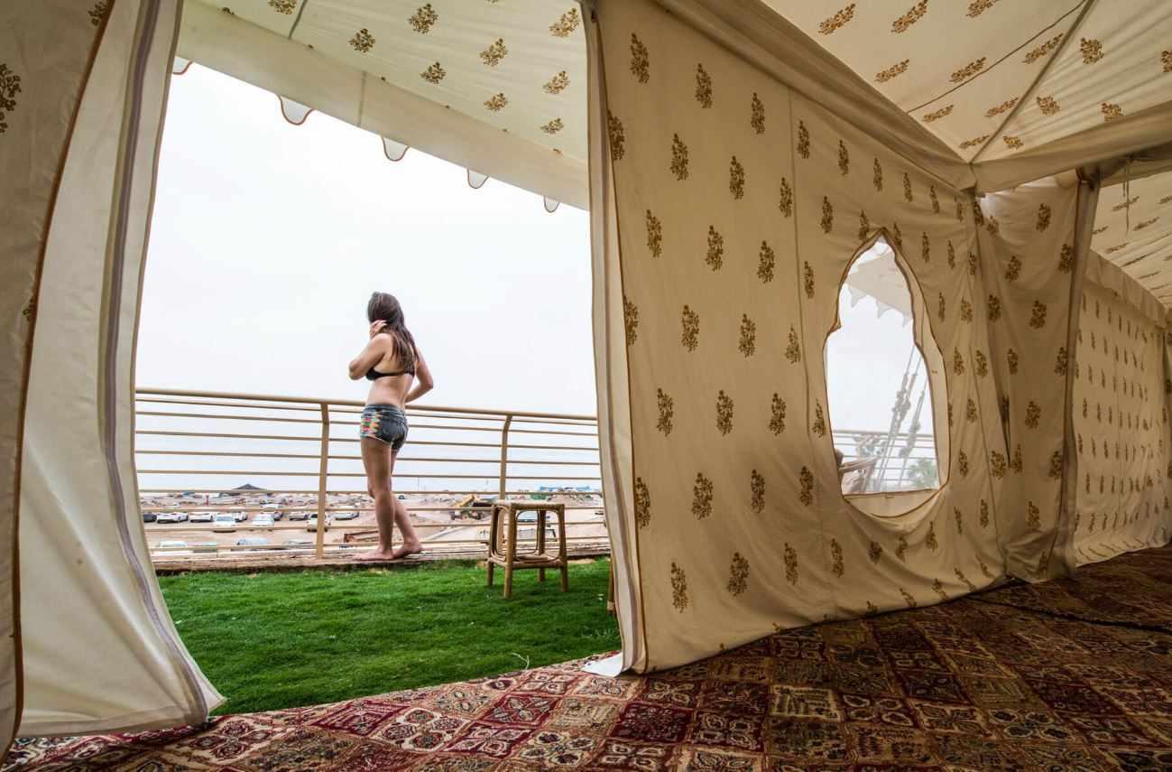 אוהל קולוניה