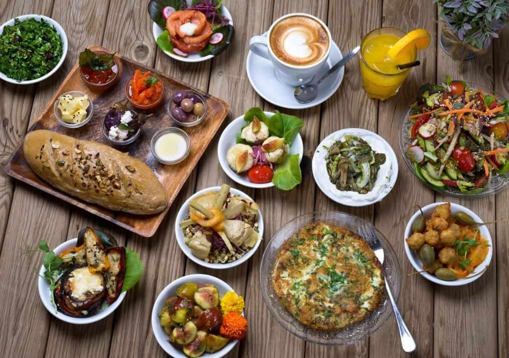 ארוחת בוקר קולוניה